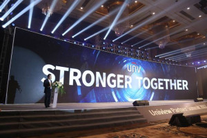 Uniview houdt eerste Global Partner Summit in Shenzhen