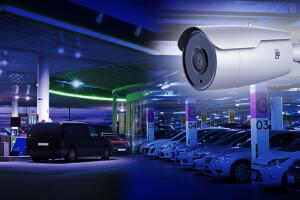 Slimme toegangscontrole voor voertuigen met TruVision ANPR-camera's