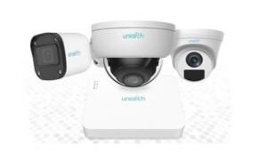 Video in de cloud met Uniarch camerasysteem van ARAS Security