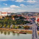 Videosysteem VDG Security verhoogt veiligheid Bratislava tijdens EU-leiderschap Slowakije