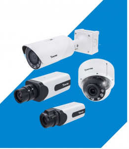 Nieuwe Ultra-HD camera's van Vivotek