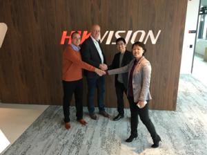 VideoGuard nieuwe Value Added partner in de Benelux voor Hikvision