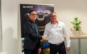 VideoGuard distributeur van Sony Video Security