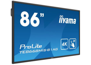 VideoGuard levert Iiyama schermen met touchtechnologie