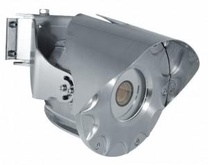 Videotec ontwikkelt Full HD explosiebestendige camera