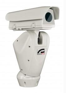 Nieuwe thermische PTZ-camera van Videotec
