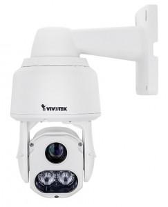 Integratie ARES videoanalyse software van PlateSmart met Vivotek