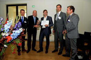 Schiphol Group winnaar Hoffmann Cyber Security Award 2013